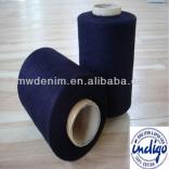 China wholesale 20s combed indigo dyed cotton yarn